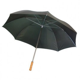 Grand parapluie golf gris