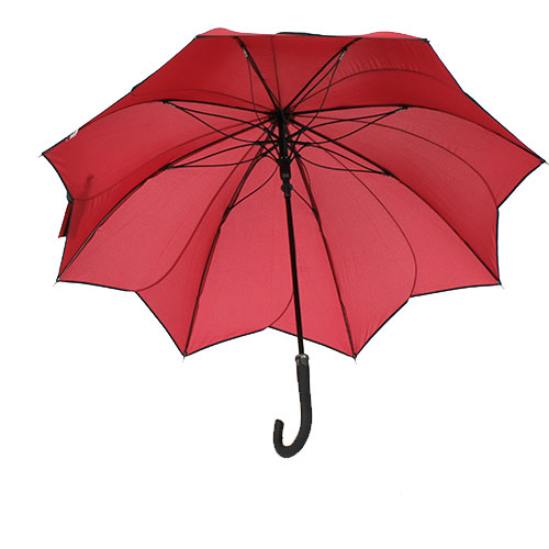 Parapluie original Pierre Cardin Sunflowers  rouge