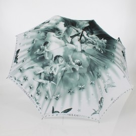 Parapluie canne anges Jean Paul Gaultier