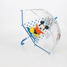 Parapluie transparent cloche Mickey édition Noel 2015