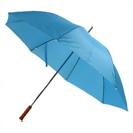 Grand parapluie golf en bleu