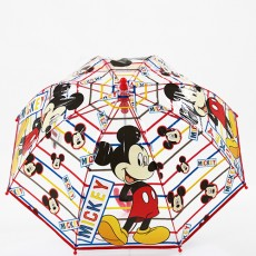 Parapluie cloche transparent Mickey édition 2018