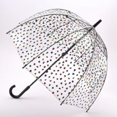Parapluie cloche transparent multicolore Fulton