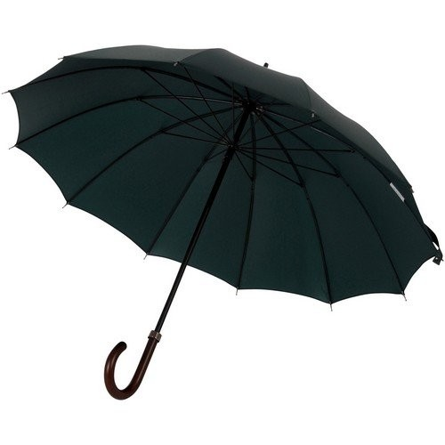 parapluie homme 12 baleines ayrens vert fabriqu en france. Black Bedroom Furniture Sets. Home Design Ideas