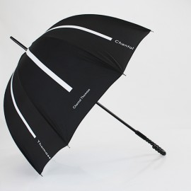 Parapluie noir couture chantal Thomass forme cloche