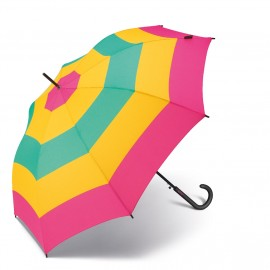 parapluie long Benetton couleurs